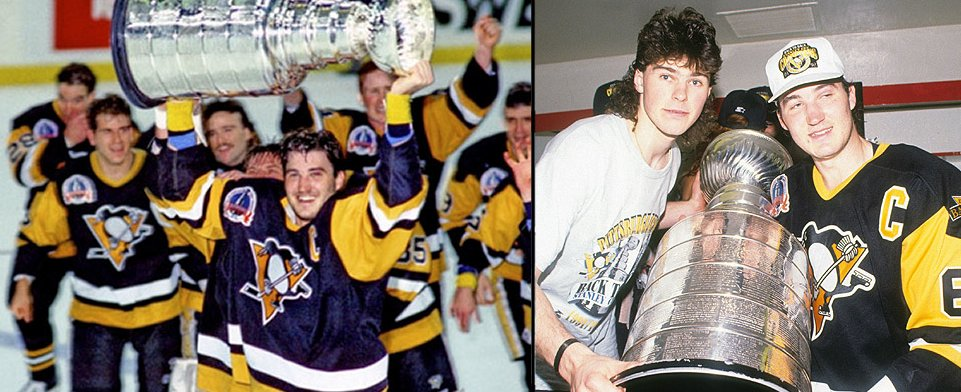The 1991 Stanley Cup Final NHL Championship Series Was Contested By Pittsburgh Penguins And Minnesota North Stars It First