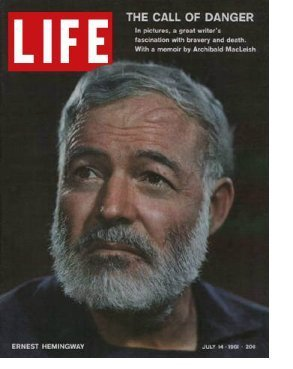 The Best of Hemingway! (click here)