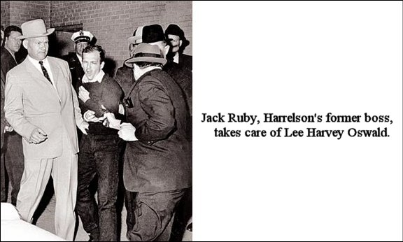 Lee Harvey Oswald watched Kennedy just like everybody else did.