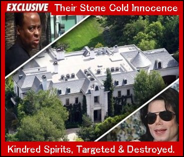 Michael Jackson and Dr. Conrad Murray